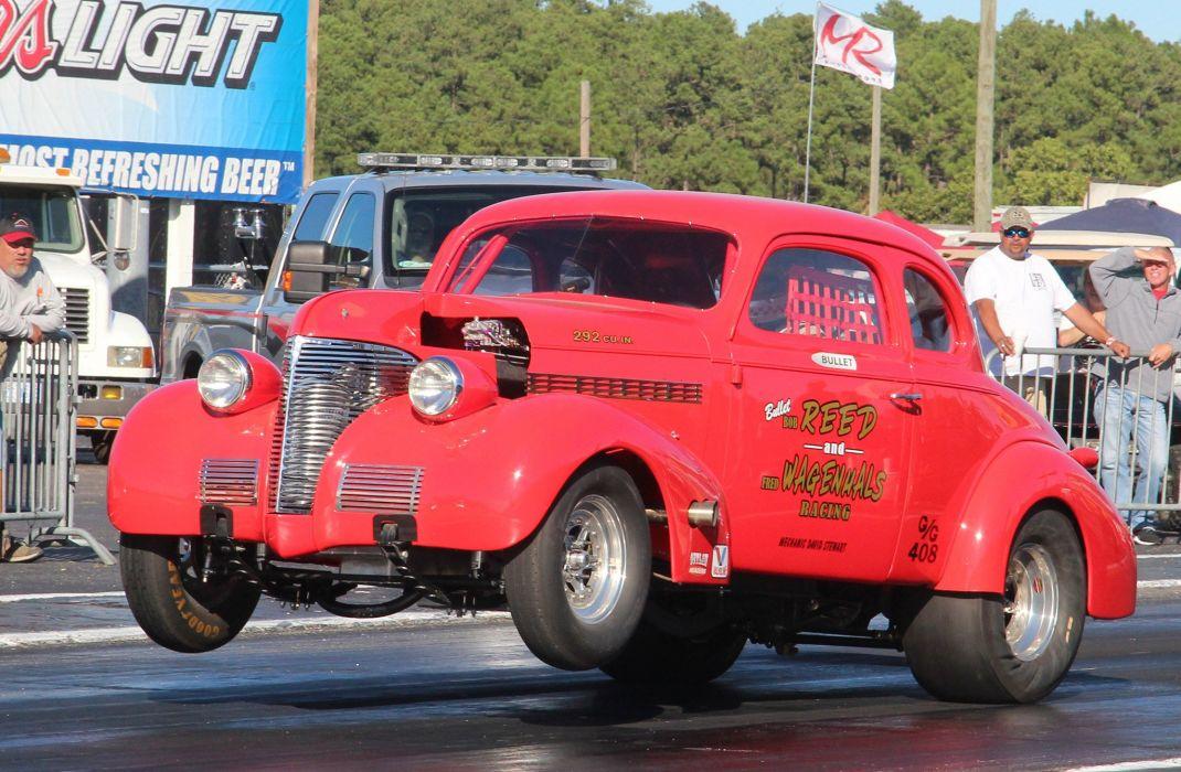 1939 Chevrolet Coupe Drag Dragster Racing Wheeling USA 2048x1340-01 wallpaper
