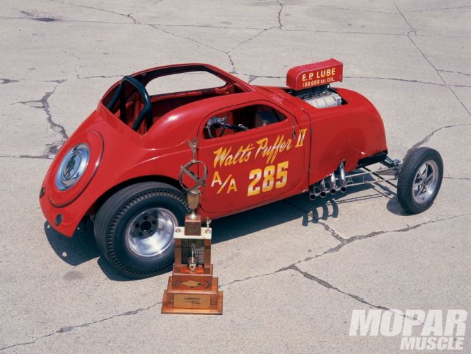 1939 Fiat Coupe Altered Slanted Drag Dragster Race USA 1600x1200-02 wallpaper