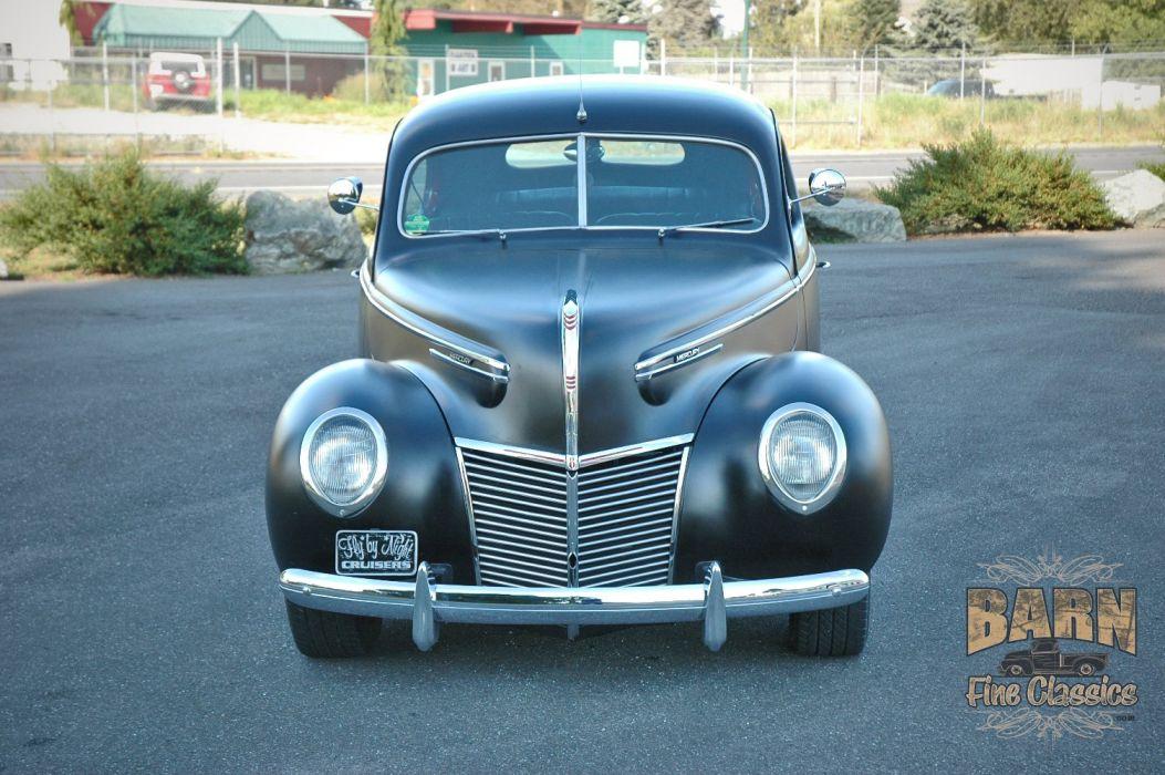 1939 Mercury Eight Sedan 2 door Hotrod Hot Rod Custom Old school USA 1500x1000-01-03 wallpaper