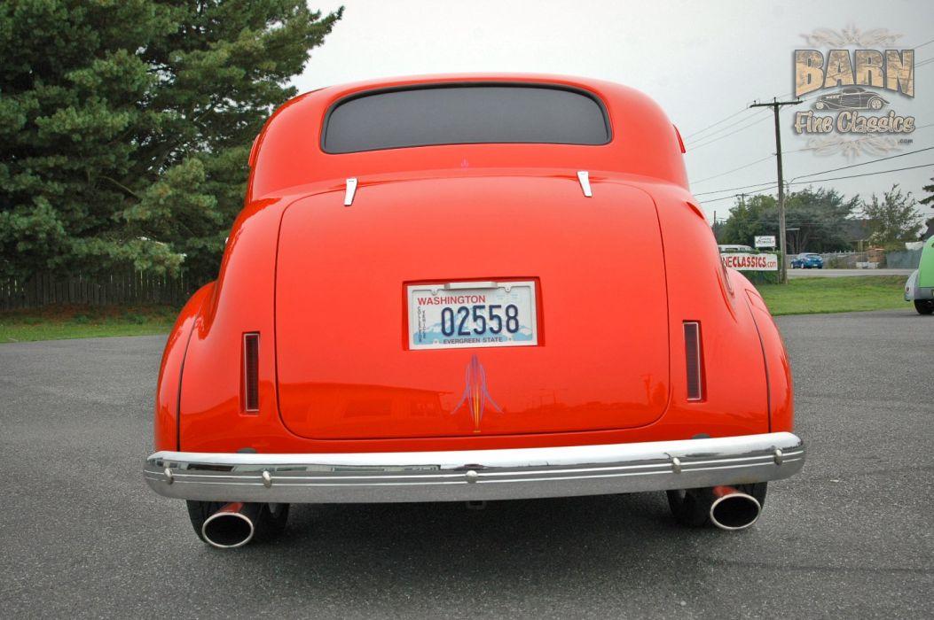 1940 Chevrolet Sedan Special Deluxe Hotrod Streetrod Hot Rod Street USA 1500x1000-08 wallpaper