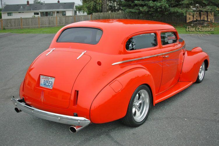 1940 Chevrolet Sedan Special Deluxe Hotrod Streetrod Hot Rod Street USA 1500x1000-09 wallpaper