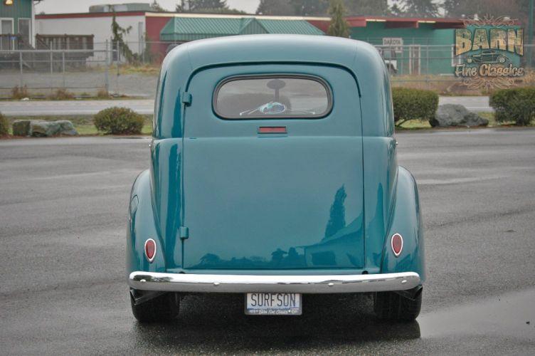 1940 Ford Deluxe Sedan Delivery Hotrod Streetrod Hot Rod Street USA 1500x1000-05 wallpaper
