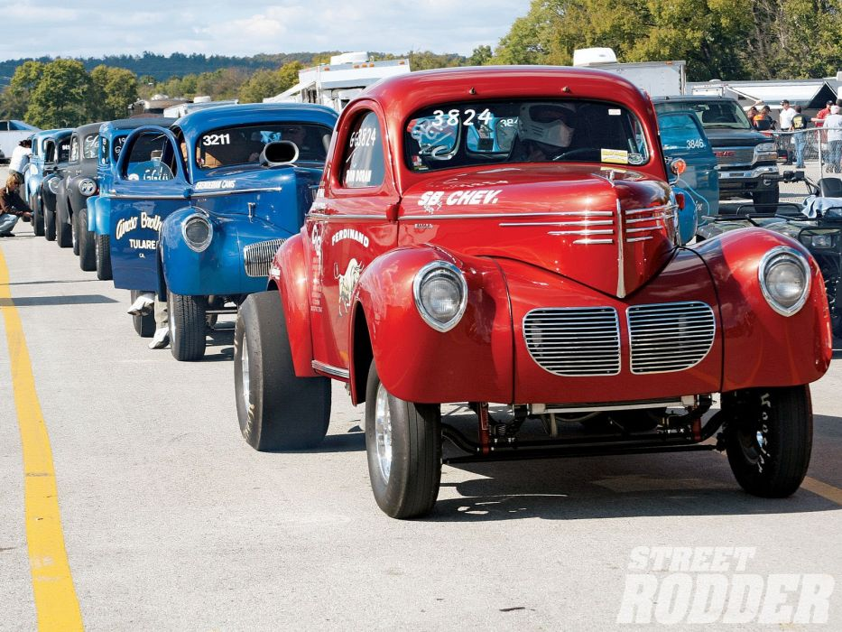 1940 Willys Coupe Nostalgia Gasser Drag Dragster Race USA 1600x1200-01 wallpaper