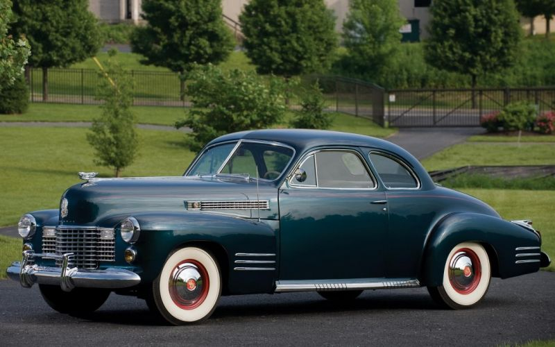 1941 Cadillac Coupe Series 62 Classic Old Vintage USA 1920x1200-01 wallpaper