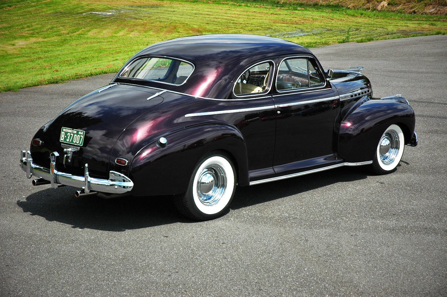 Chevy Vehicles 1941 Chevrolet Chevy Coupe Special Deluxe Hotrod Hot Rod ...