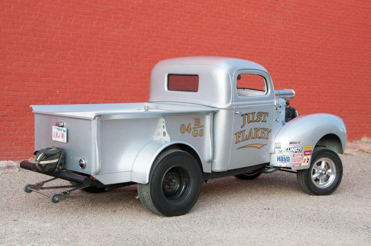 1941 Ford Pickup Drag Dragster Gasser Race USA 2048x1360-02 wallpaper
