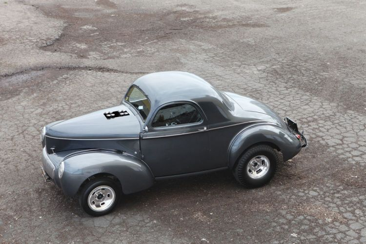 1941 Willys Coupe Drag Dragster Race Gasser USA 1600x1000-12 wallpaper