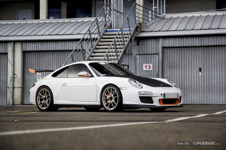 Porsche 911 997 GT3 RS coupe cars wallpaper