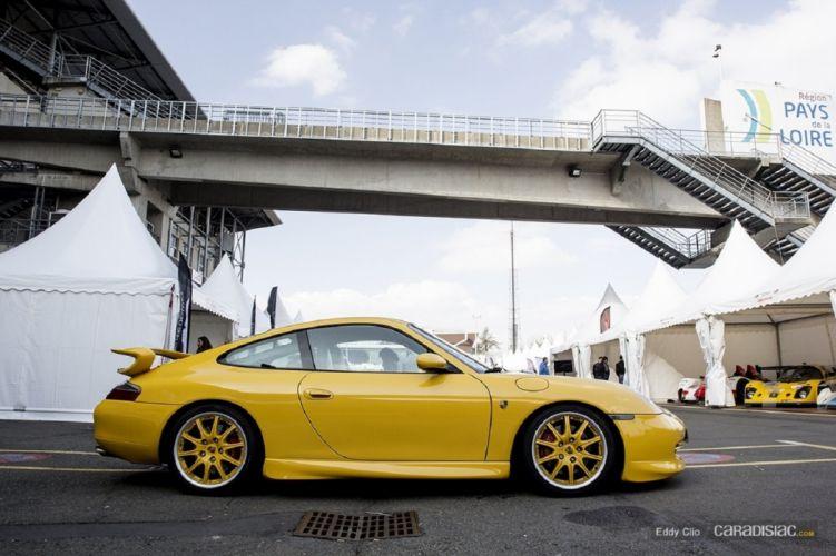 Porsche 911 996 GT3 cars wallpaper