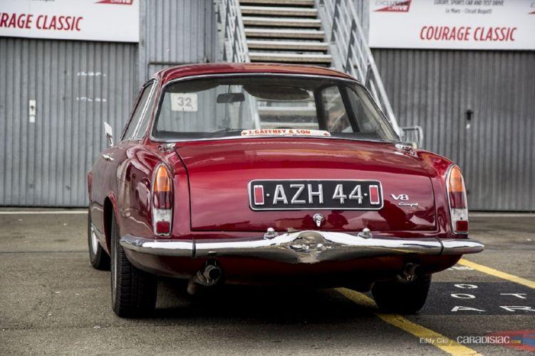 Gordon Keeble V8 GT Bertone classic cars wallpaper