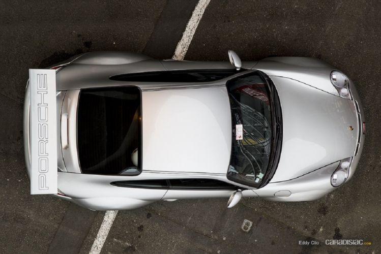 Porsche 911 996 GT3 RSR cars wallpaper