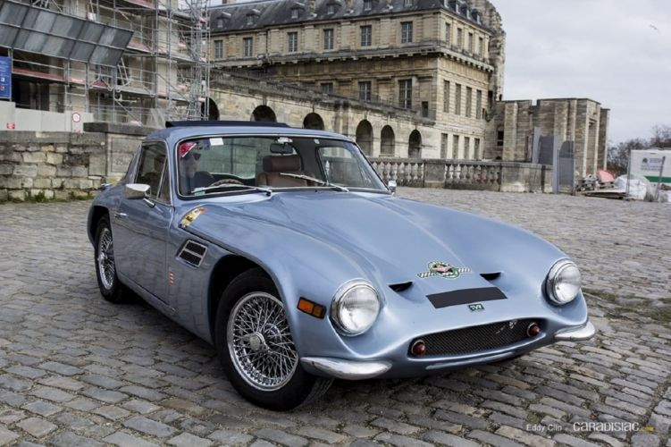 TVR Tuscan classic cars wallpaper
