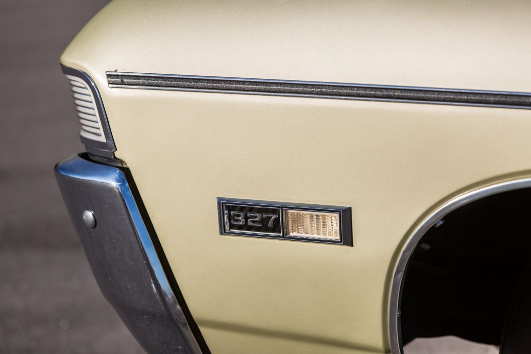 1968 Chevrolet Impala SS 327 Sedan Two Door Classic Old Original USA 5760x3840-03 wallpaper