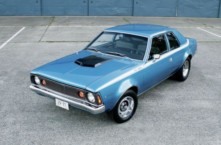 1971 AMC Hornet Coupe Muscle Classic Old Original USA 2048x1340-01 wallpaper