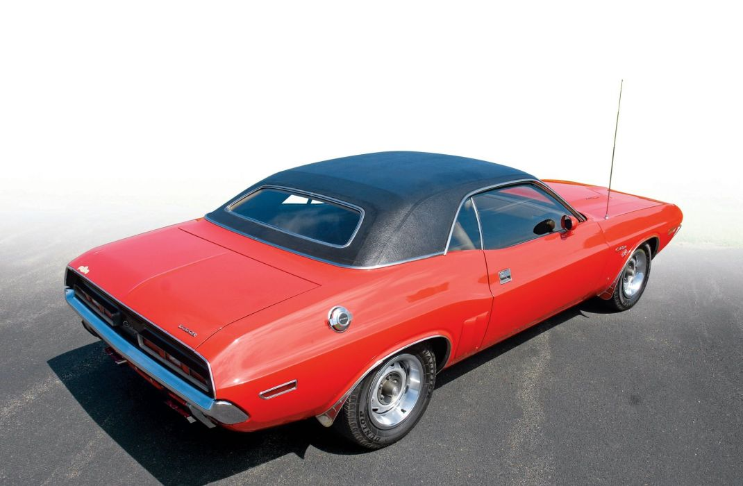 1971 Dodge Challenger RT Muscle Classic Old Original USA 2048x1340-03 wallpaper