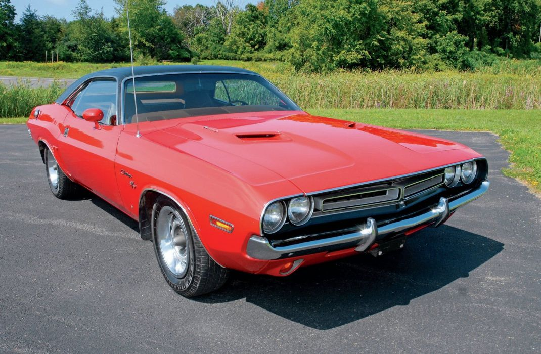 1971 Dodge Challenger RT Muscle Classic Old Original USA 2048x1340-01 wallpaper