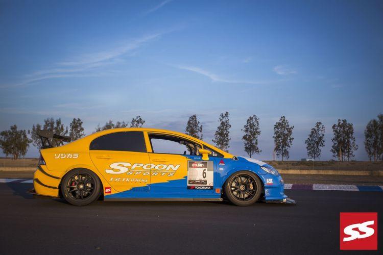 Honda Civic Type-R cars racecars wallpaper