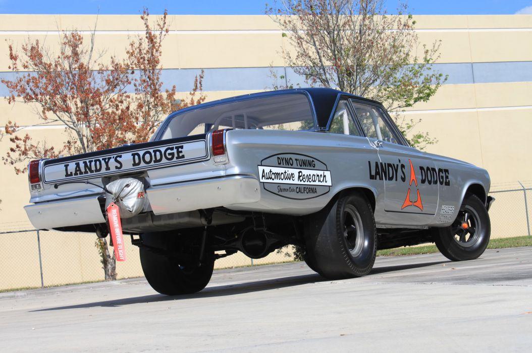 1965 Dodge Coronet A990 Pro Stock Drag Dragster Race Racing Vintage Nostalgia USA 4800x3188-02 wallpaper