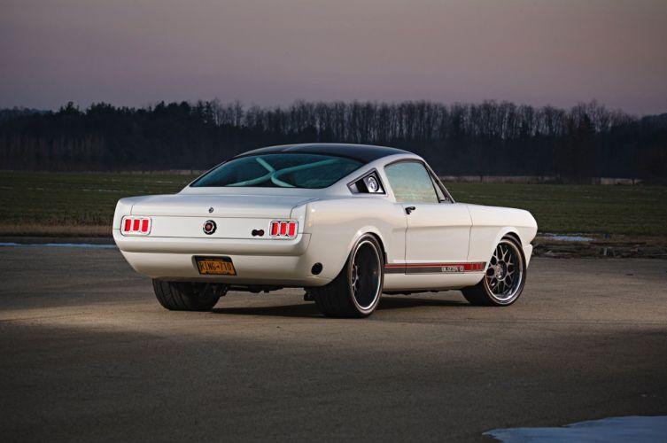 1965 Ford Mustang Fastback Streetrod Streerod Rodder USA 2048x1360-07 wallpaper