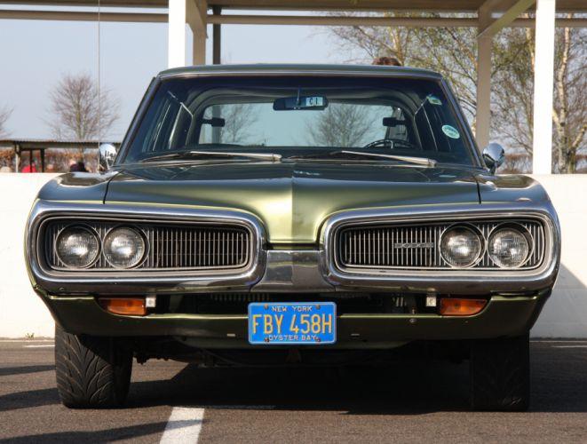 1970 Dodge-Coronet RT Hemi Muscle Classic Old Nostalgic USA 3171x2397-02 wallpaper