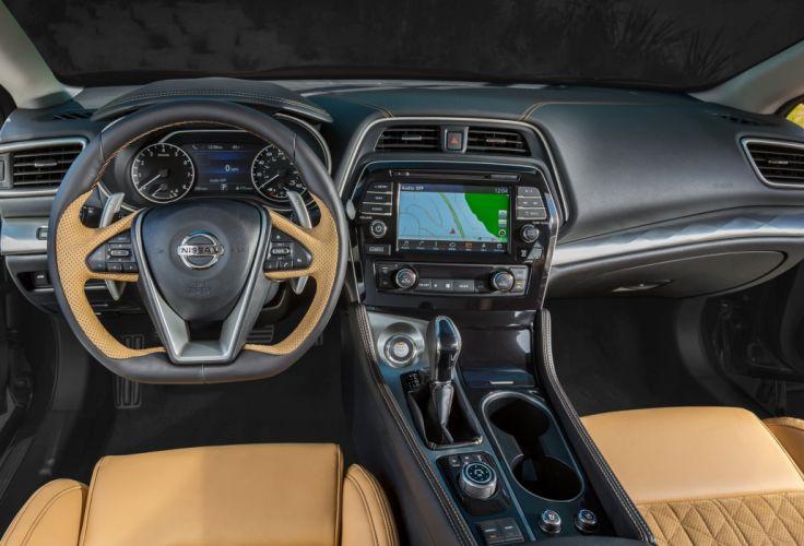 2016 Nissan Maxima cars sedan wallpaper