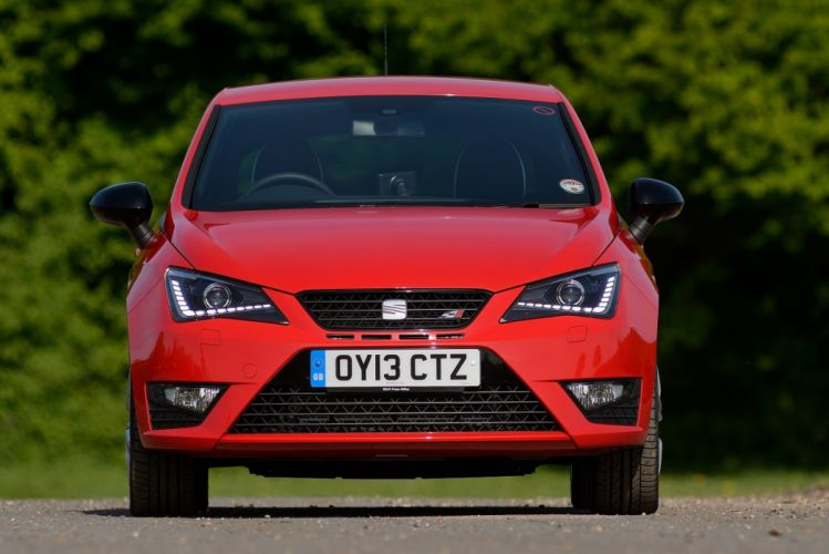 Seat Ibiza SC Cupra UK-spec 2012 cars wallpaper