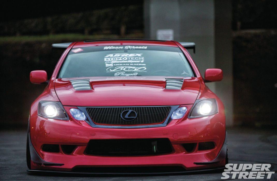 2006 Lexus GS430 cars sedan tuning modified wallpaper
