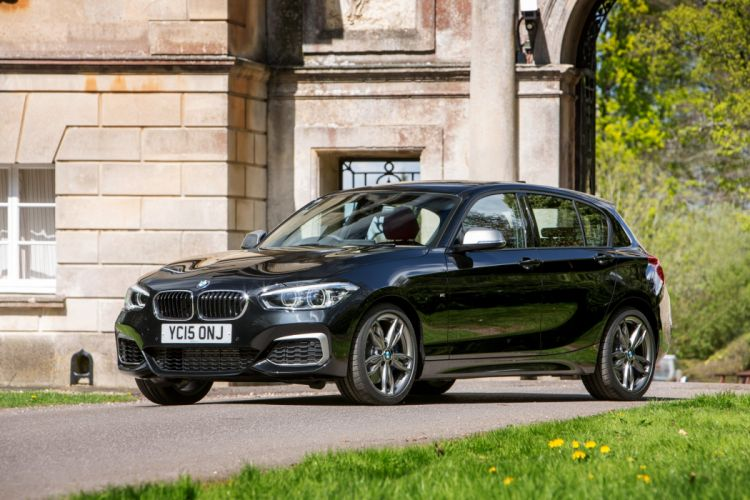 BMW M135i 5-door UK-spec 2015 cars wallpaper