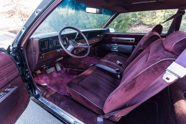 1987 Chevrolet Caprice Classic Landau Coupe cars wallpaper