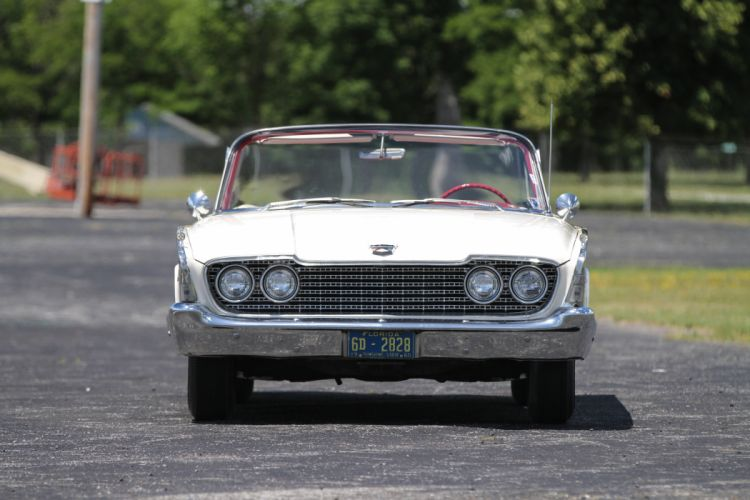 1960 Ford Galaxie Special Sunliner Classic Old Vintage Retro Original USA 4096x2731-07 wallpaper