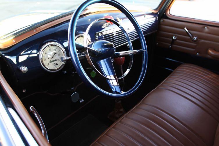 1950 Chevrolet 3100 Pickup Hotrod Hot Rod Streetrod Street Rodder Low USA 4752x3156-03 wallpaper