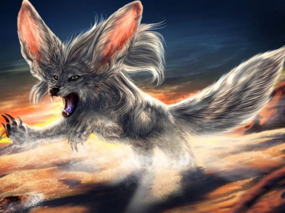 fantasy artwork art creature monster wallpaper