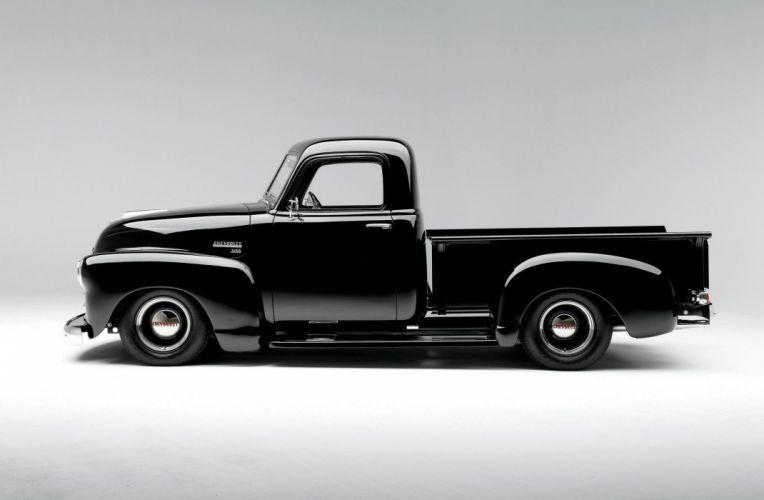 1949 Chevrolet 3100 Pickup Hotrod Hot Rod Custom Old School USA 2048x1340-01 wallpaper