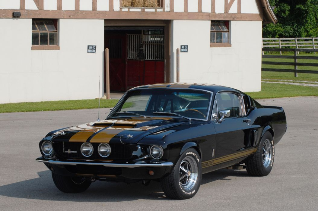 1967 Ford Mustang Shelby GT 350 Muscle Classic Old USA 3872x2572-02 wallpaper