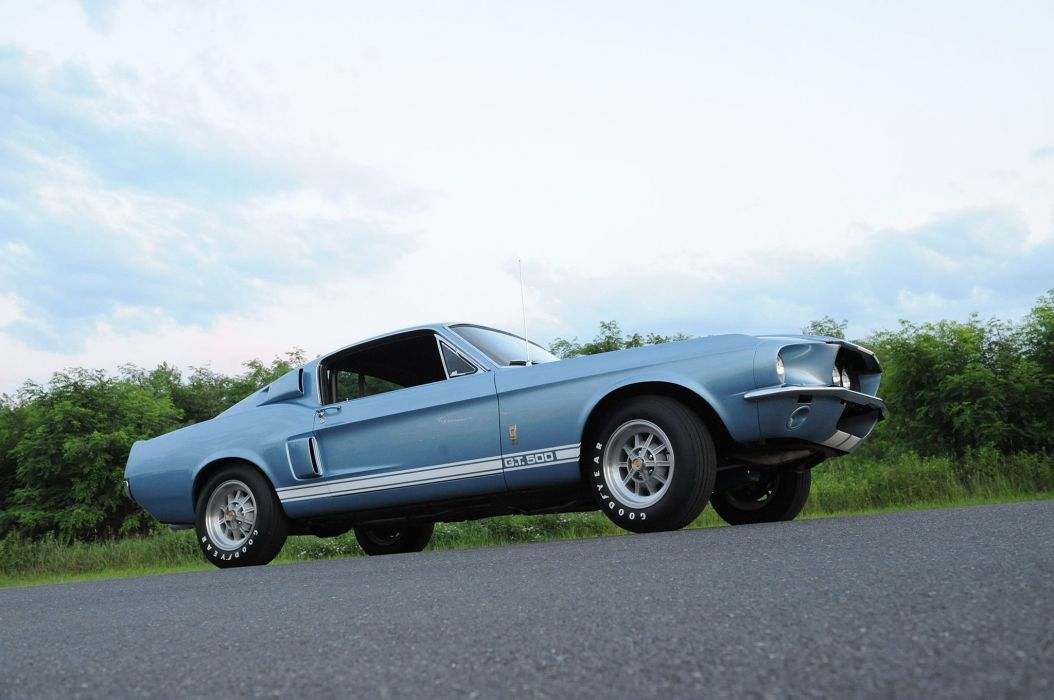 1967 Ford Mustang Shelby GT 500 Muscle Classic Old USA 2048x1360-10 wallpaper
