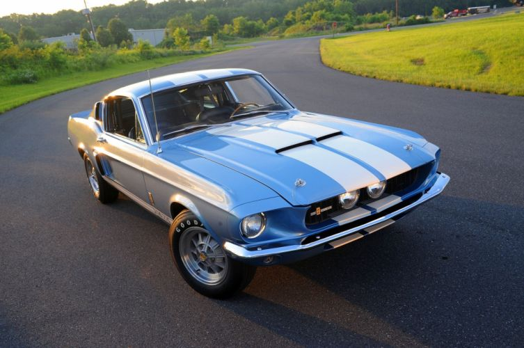 1967 Ford Mustang Shelby GT 500 Muscle Classic Old USA 2048x1360-13 wallpaper