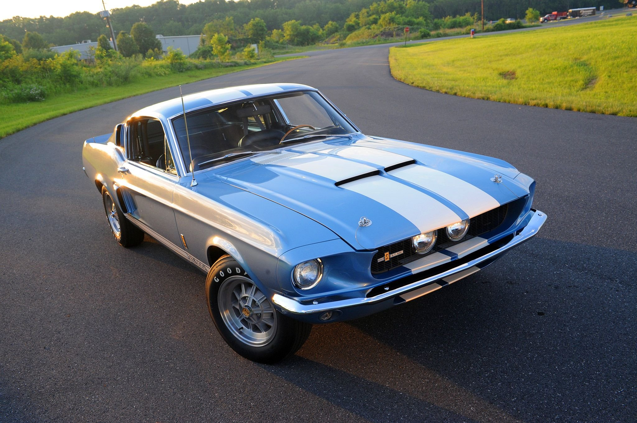 1967 Ford Mustang Shelby GT 500 Muscle Classic Old USA 2048x1360 13