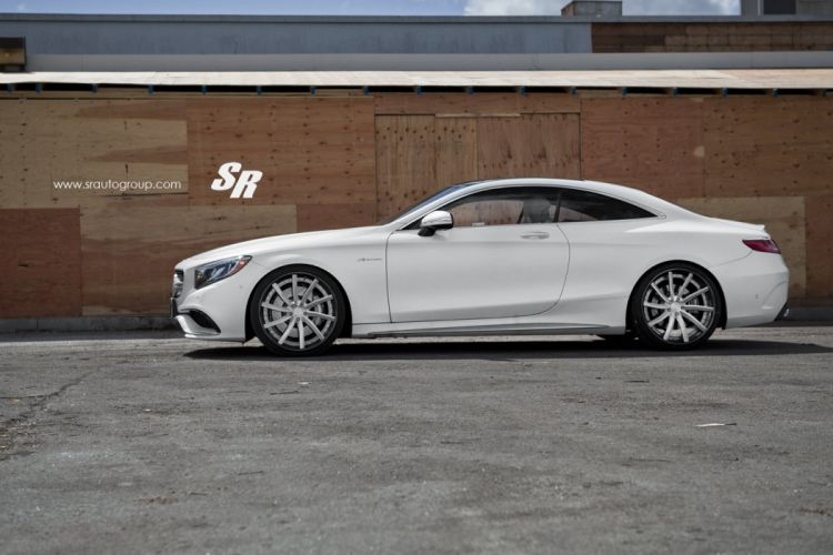 Mercedes S63 AMg coupe cars pur wheels tuning wallpaper