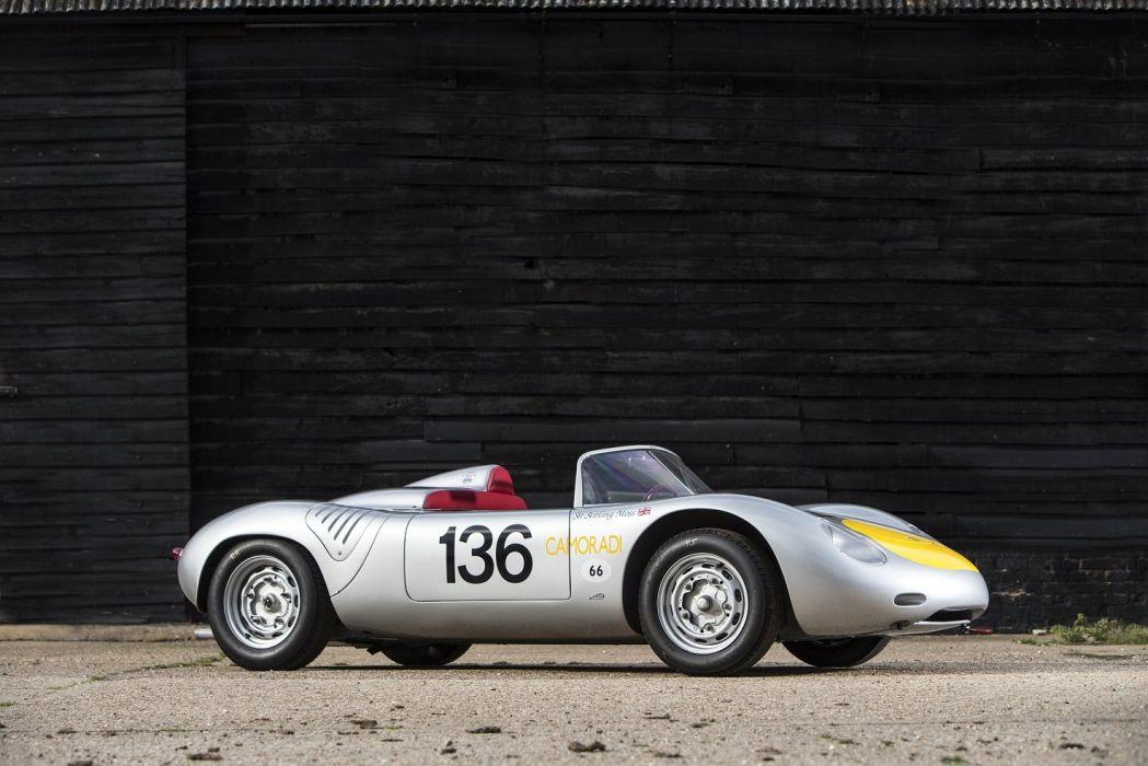 Porsche 718 RS61 Spyder 1961 classic cars wallpaper