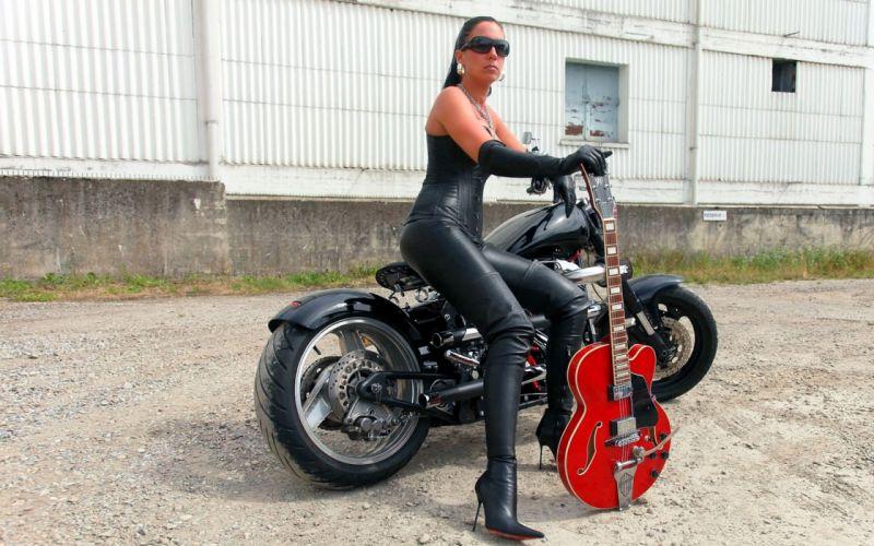 CHOPPER motorbike bike motorcycle custom tuning wallpaper