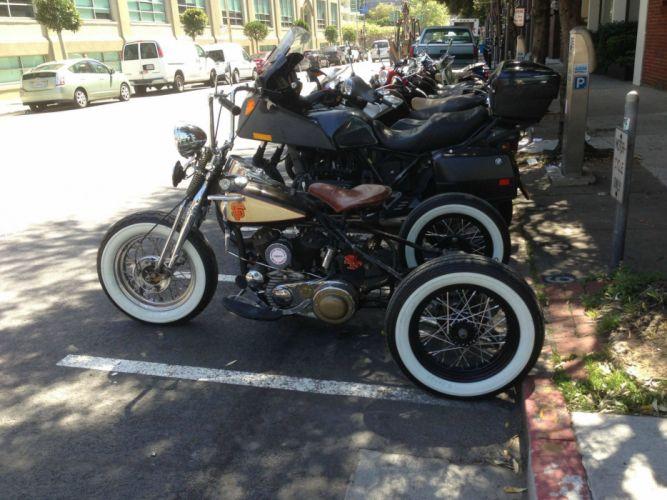 TRIKE motorbike bike motorcycle chopper wallpaper
