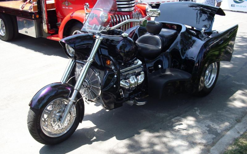 TRIKE motorbike bike motorcycle chopper wallpaper