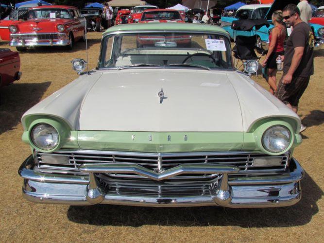Ford Ranchero pickup custom classic cars wallpaper