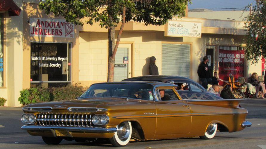 cars classic custom chevy chevrolet el-camino pickup wallpaper
