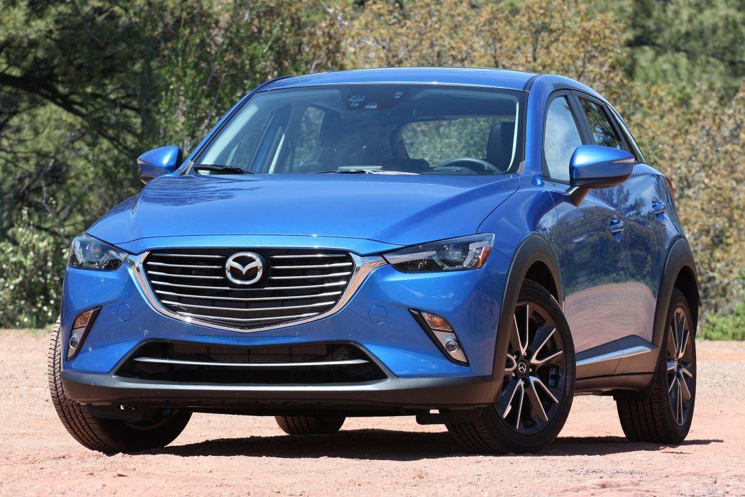 2016 Mazda CX-3 cars suv wallpaper