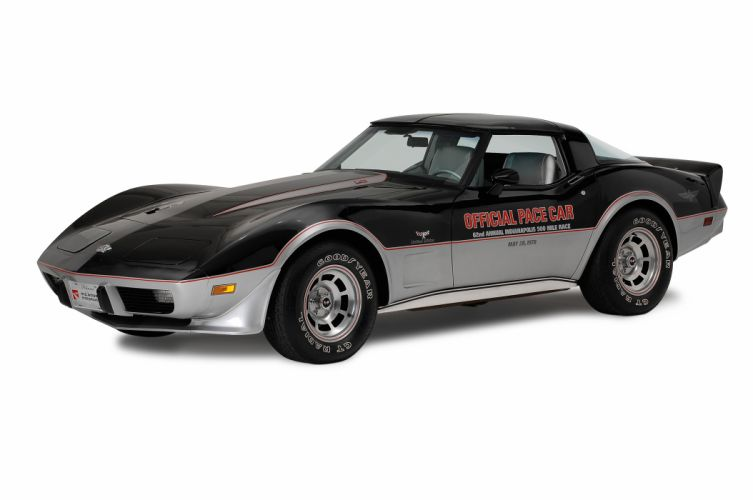 1978 Chevrolet Corvette Pace Car Edition Muscle Classic Old USA 4288x2848-16 wallpaper