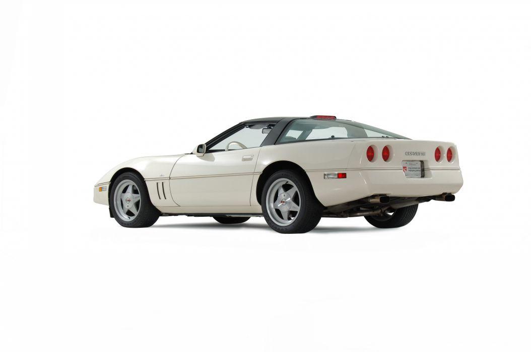 1988 Chevrolet Corvette Callaway 35th Anniversary Muscle Classic Original USA 04 wallpaper
