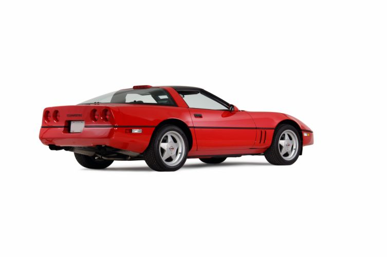 1990 Chevrolet Corvette R9G 90 Muscle Classic Old USA 07 wallpaper