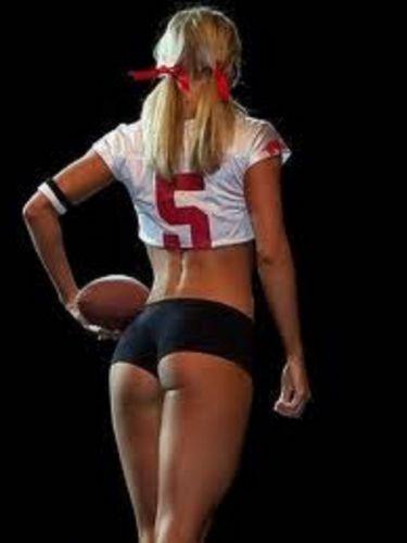 sexy lingerie beautiful gorgeous panties stockings arkansas razorbacks football sports hot babe wallpaper