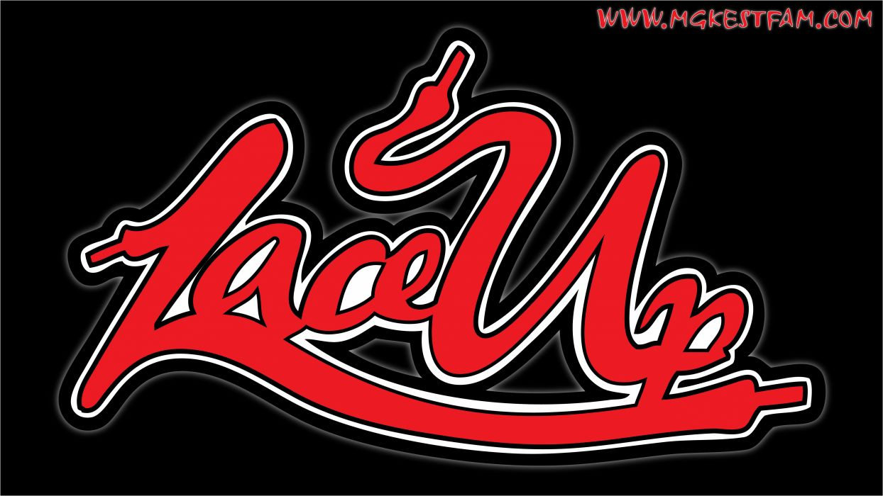 Lace UP MGK wallpaper